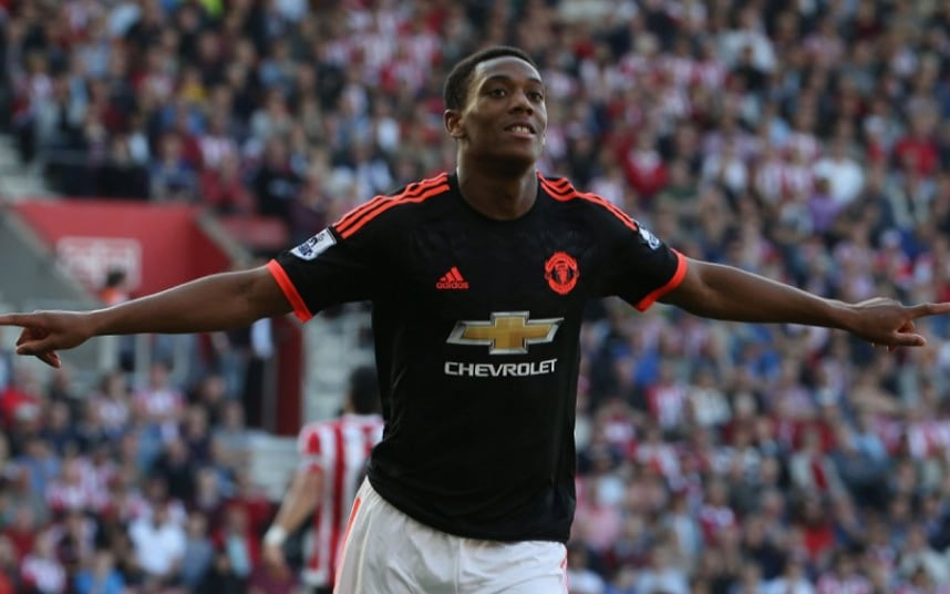 Football Player Anthony Martial HD Wallpapers 1080p