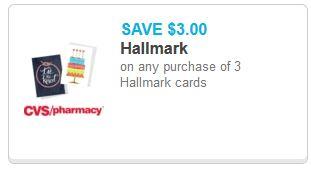 Hallmark coupon