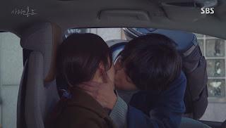 Sinopsis Temperature of Love Episode 35