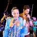 Felipe Pezzoni vira Maluma em Sim ou Não e canta com Annita no trio em Salvador