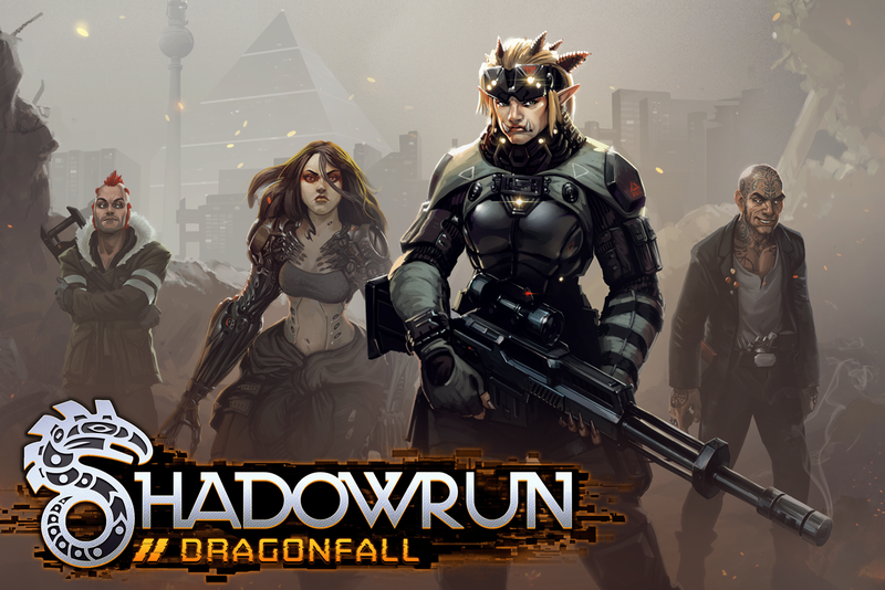 Shadowrun: Dragonfall – DC Apk + Data for android