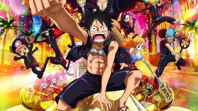 TOP Twenty Anime Populer