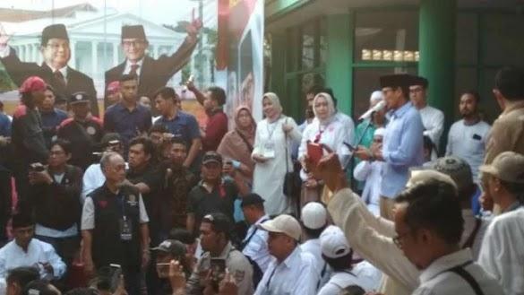 Surat Wasiat Prabowo Ditujukan ke Seluruh Rakyat Indonesia