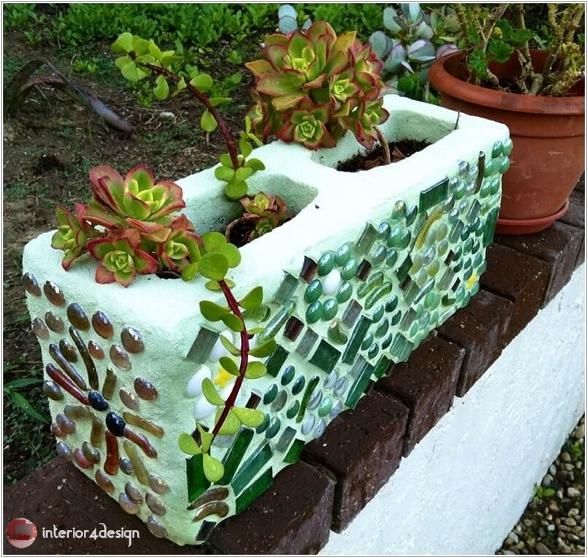 Mosaic Garden 1