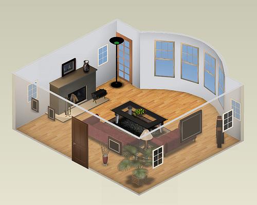 Progettare stanze e case online con autodesk homestyler for Autodesk homestyler online