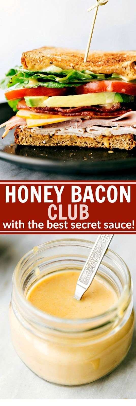 Honey Bacon Club