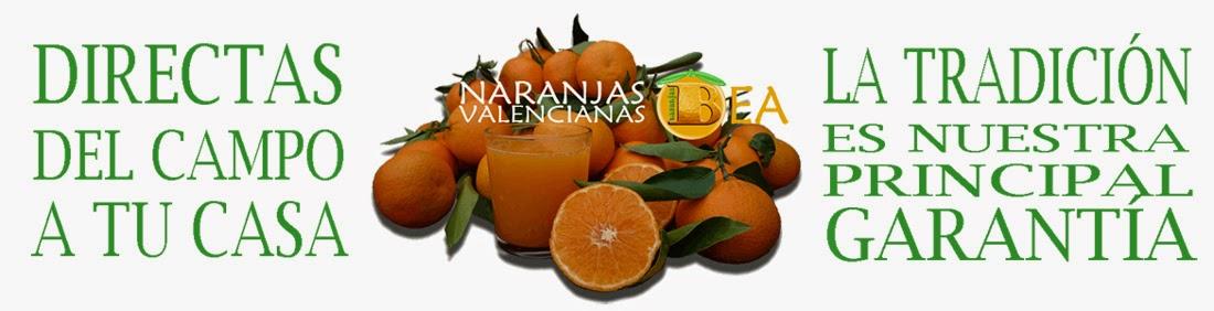 Naranajas Valencianas Bea