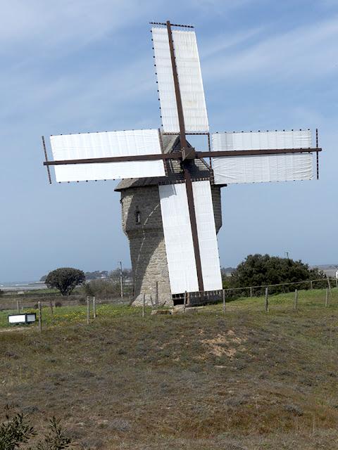 Batz, moulin, Jean-Yves Le Du