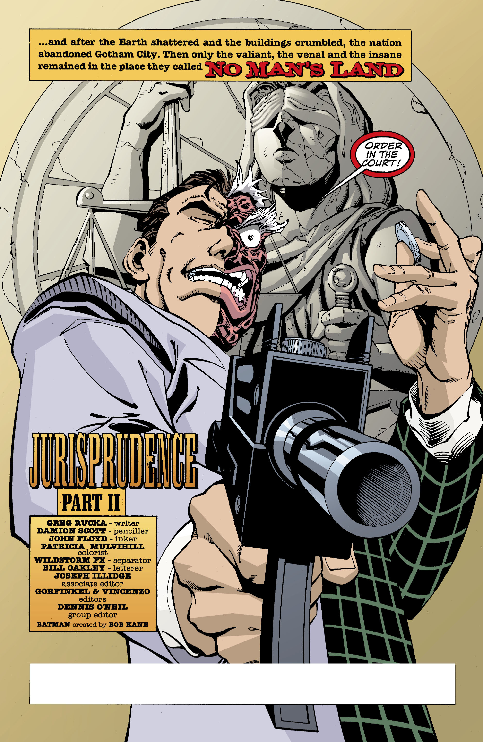 Detective Comics (1937) 739 Page 1