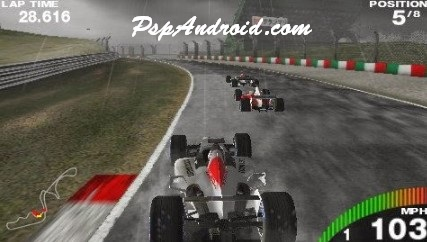 F1 Grand Prix Platinum PSP