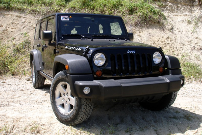 Review: 2012 Jeep Wrangler Unlimited Rubicon