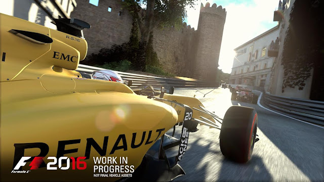 Anunciado F1 2016 para este mismo verano 1