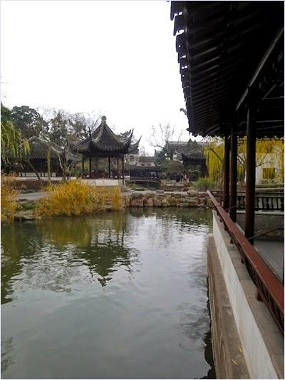 สวนจัวเจิ้งหยวนเมืองซูโจว (Zhuozheng Yuan)