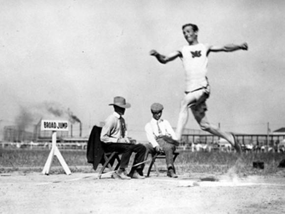 Momentos Del Pasado Fotografias Antiguas De Los Juegos Olimpicos