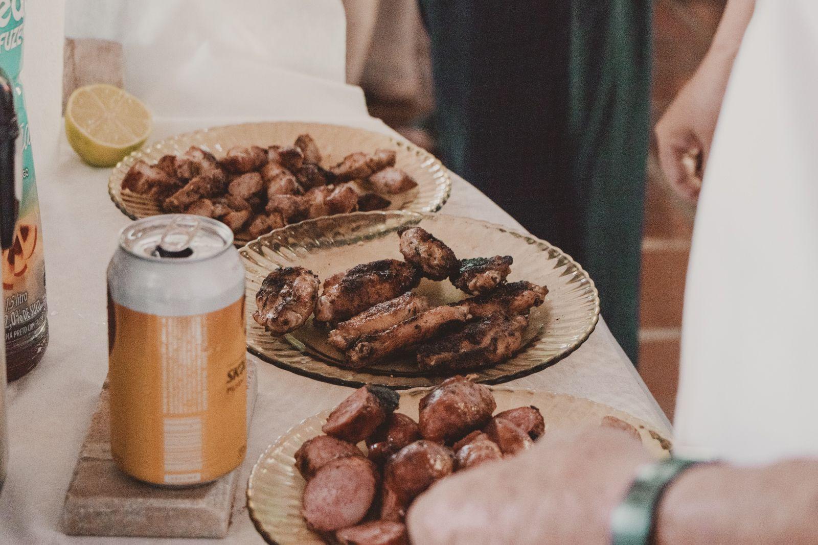 Festinha de aniversário | DAILY BLOG churrasco