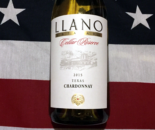 Llano Estacado Cellar Reserve Chardonnay 2015