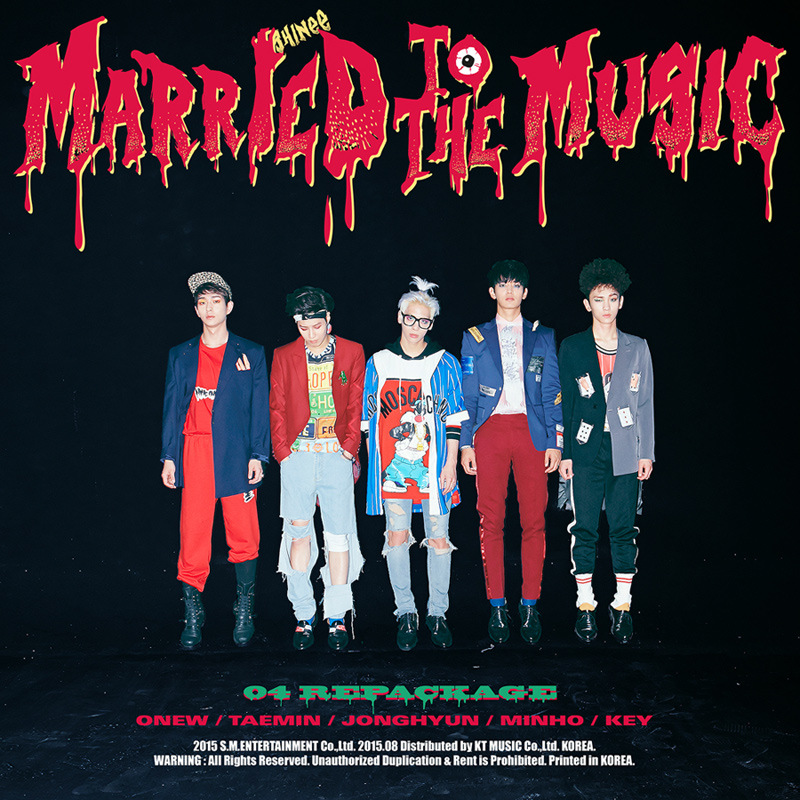 SHINee backs to the old school in teaser video for 'Married