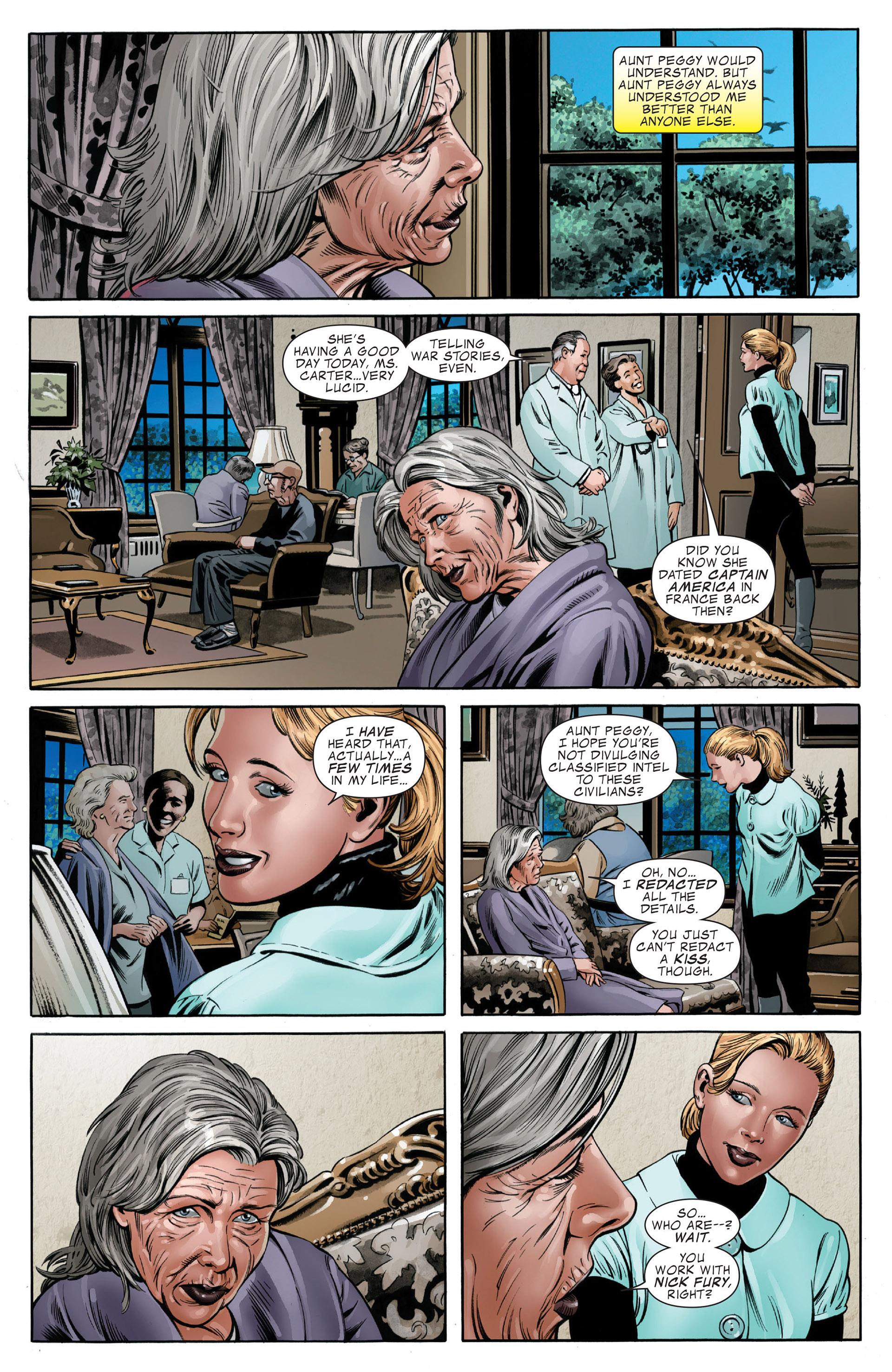 Read online Captain America (2005) comic -  Issue #49 - 8