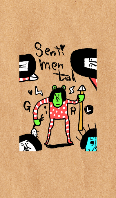 Sentimental Girl Transform