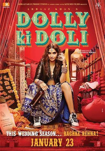 Dolly Ki Doli (2015) Movie Poster No. 1
