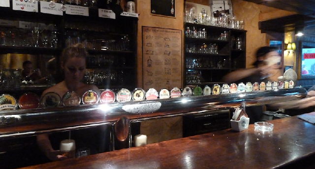 Bar Prague Beer Museum em Praga