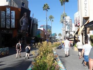 Passeio pela City Walk em Los Angeles