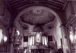 Interior de la Iglesia de Nuestra Señora del Carmen