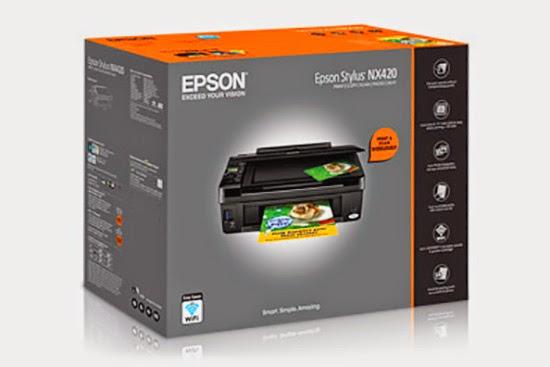Epson Stylus NX420 box