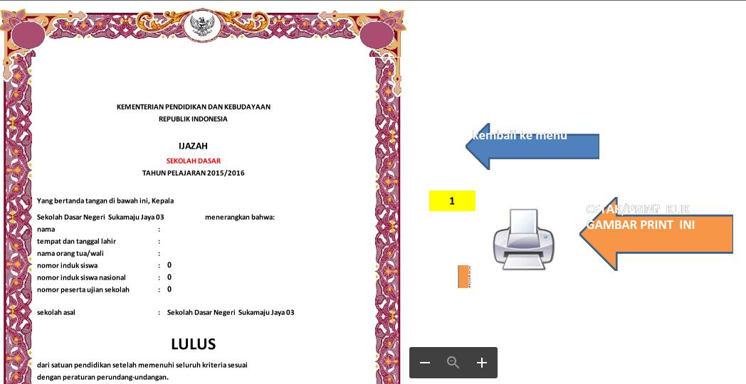 Download Aplikasi Shku Revisi Tingkat Sd Mi 2016 Galeri Guru
