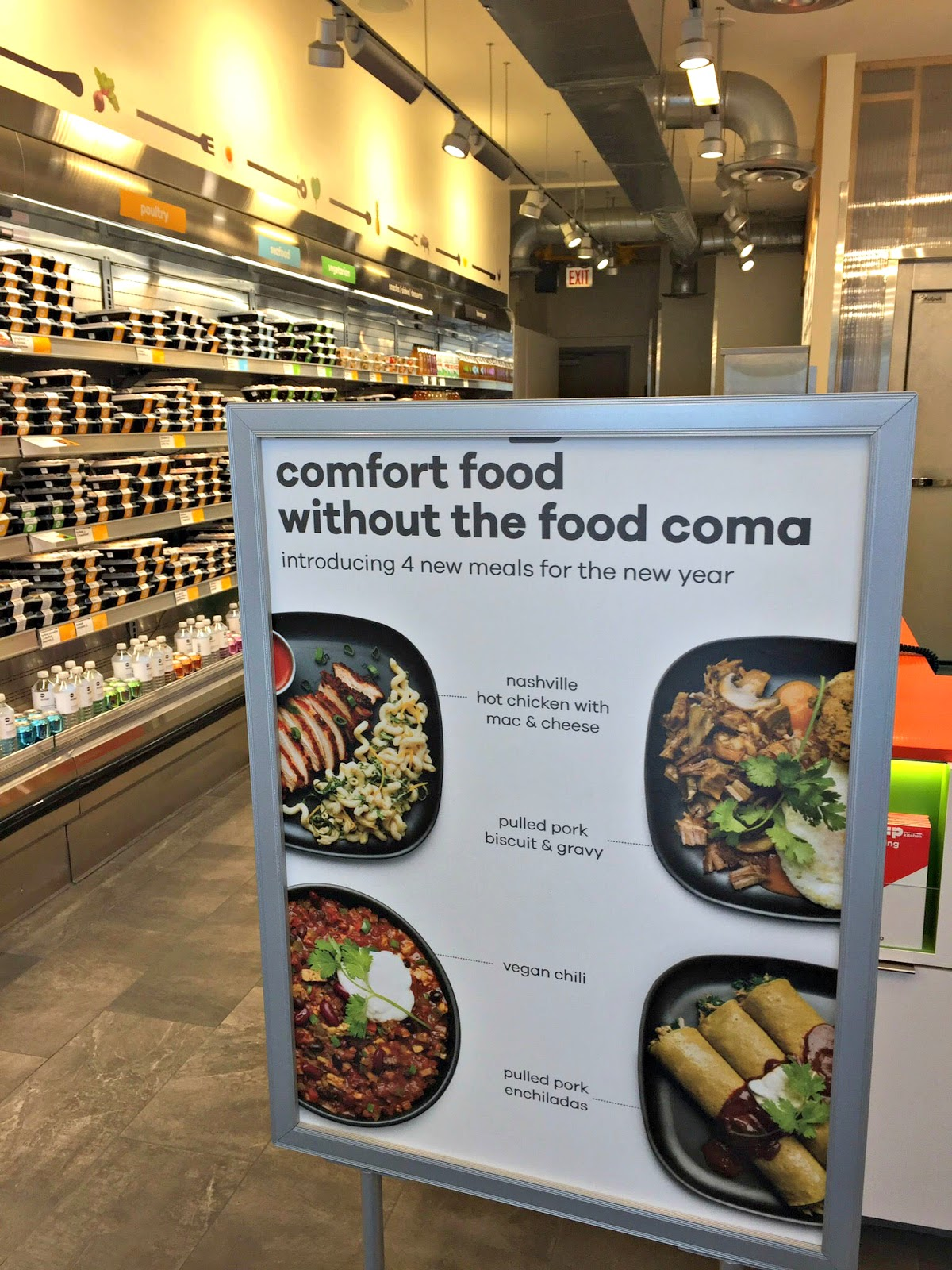 Snap Kitchen: Healthy Meals for New Parents - Chicago Jogger