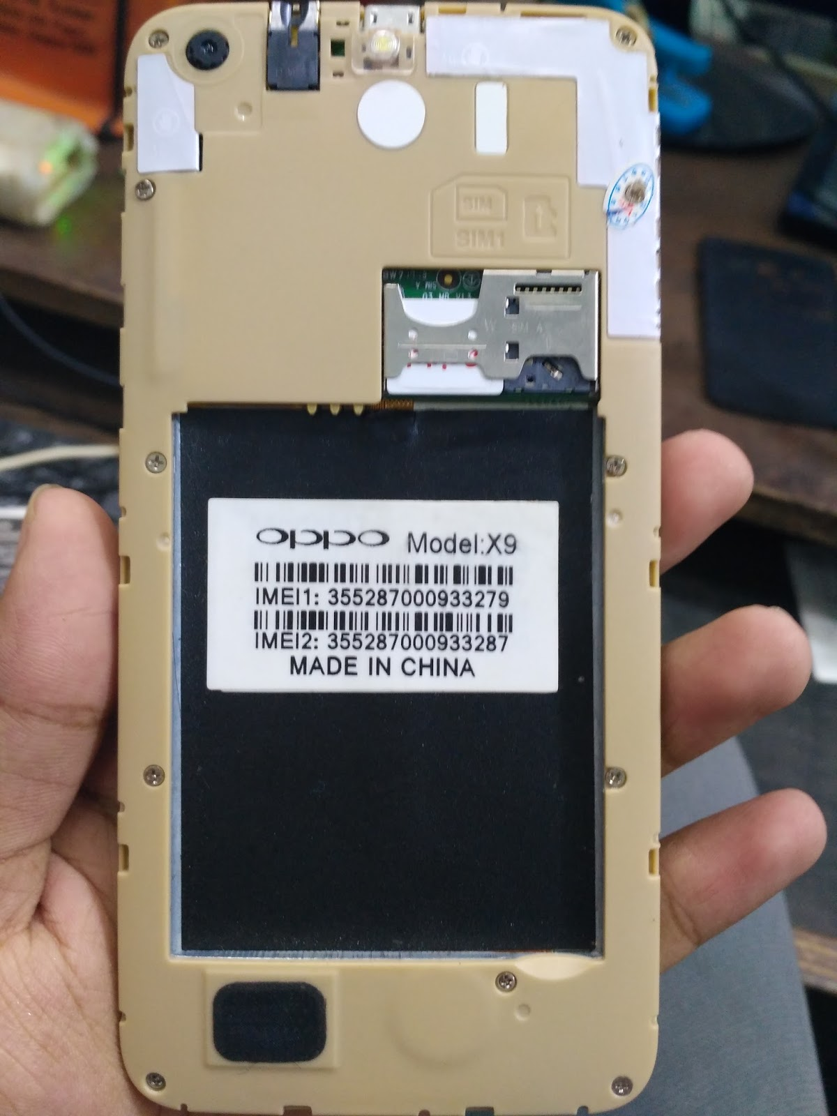 OPPO CLONE X9 FLASH FILE FIRMWARE MT6572 NAND 4 4 2 100