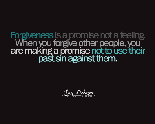 Forgiveness Quotes: Quotes On Forgiving, Quotes On Forgiveness