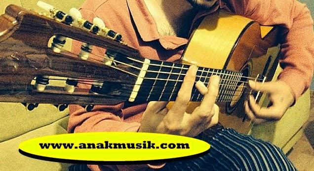 Cara Bermain Kunci Balok Gitar Secara Praktis