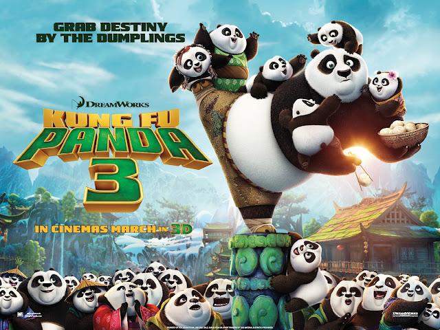 Download Kung Fu Panda 3 Sub Indo