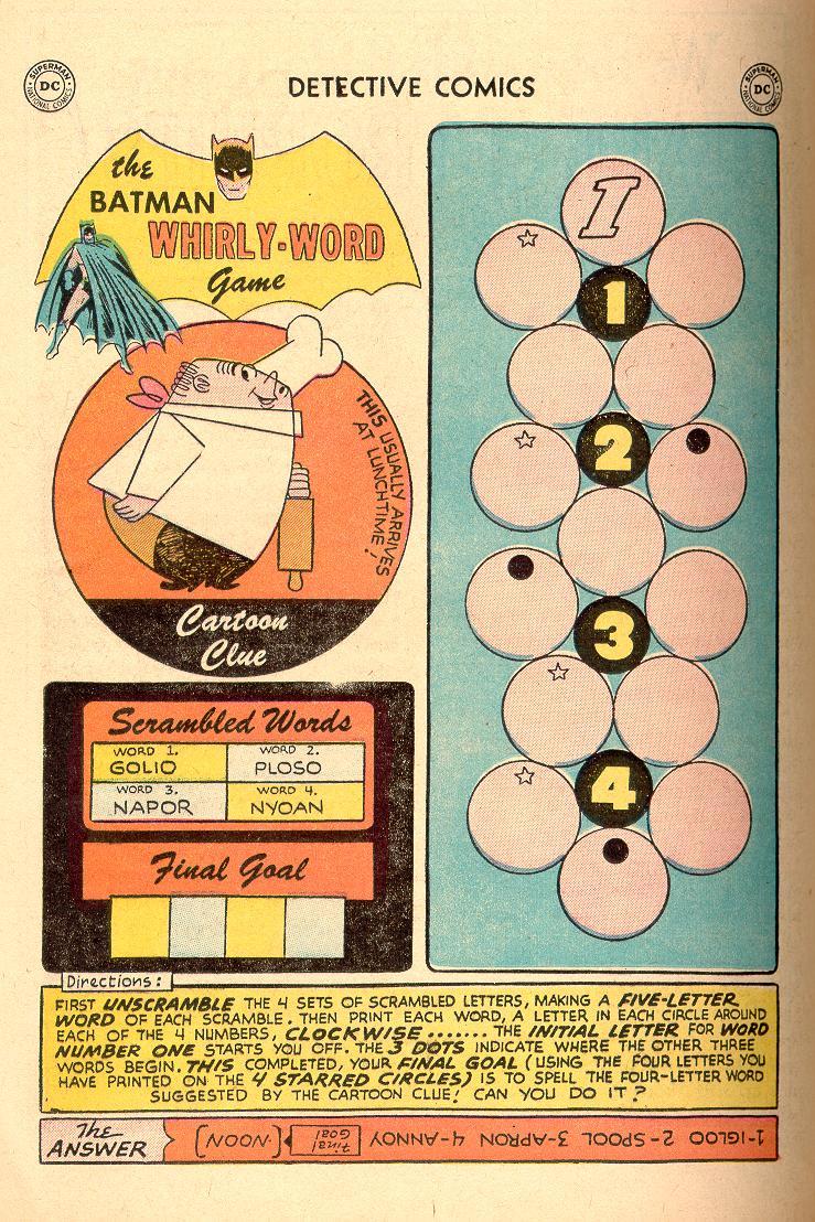 Detective Comics (1937) 222 Page 23