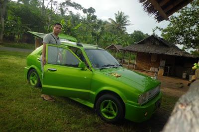 Gambar Modifikasi Mobil Daihatsu Charade