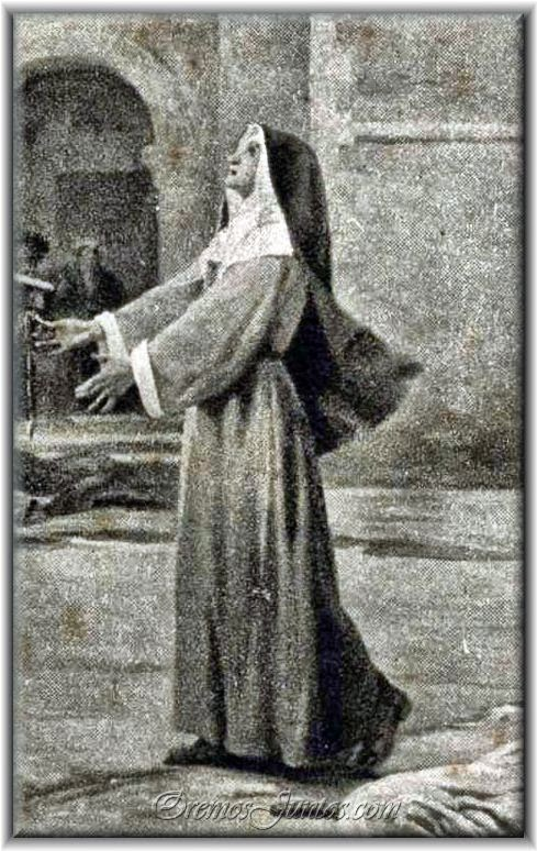 blažena Frančiška Tréhet - devica, redovnica in mučenka