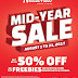 National Book Store Mid Year Sale | 2017
