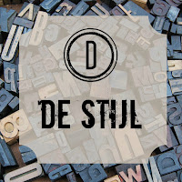 De Stijl - Blogging Through the Alphabet on Homeschool Coffee Break @ kympossibleblog.blogspot.com - Piet Mondrian was a founding member of De Stijl, a Dutch art movement. #ABCBlogging #art  #Mondrian