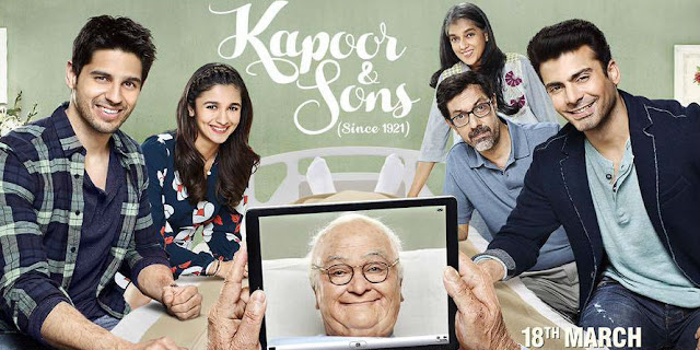 KAPOOR AND SONS AND ALTERNATIVE FILMS WITHIN WHICH A PHOTOGRAPH WAS PRICE A A THOUSAND WORDS - BOLLYWOOD NEWS