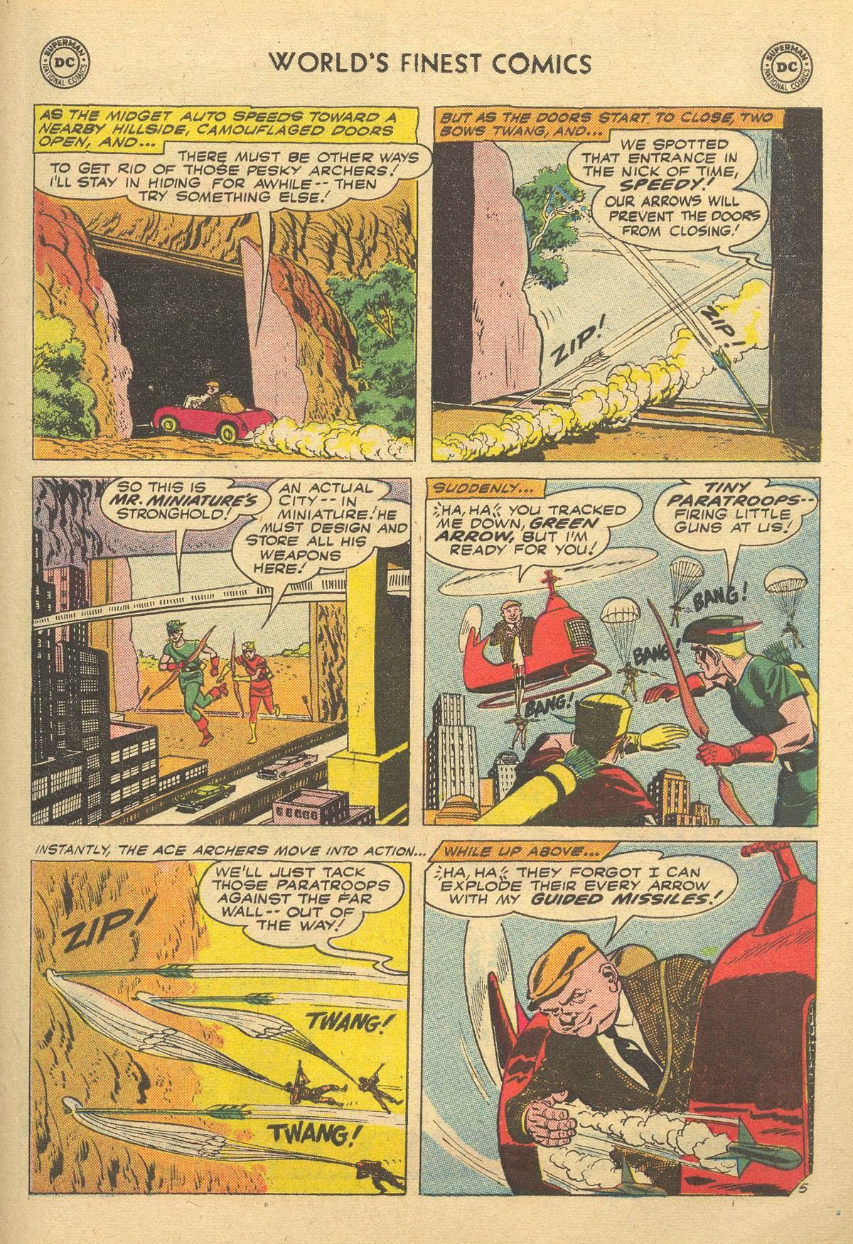 Read online World's Finest Comics comic -  Issue #105 - 31