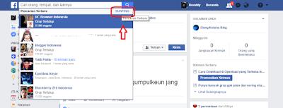 Bagaimana Tutorial Melihat Riwayat Pencarian di Facebook? 1