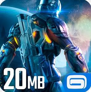Download Game N.O.V.A Legacy Mod Apk v1.2.1 Offline ( Unlimited Money )