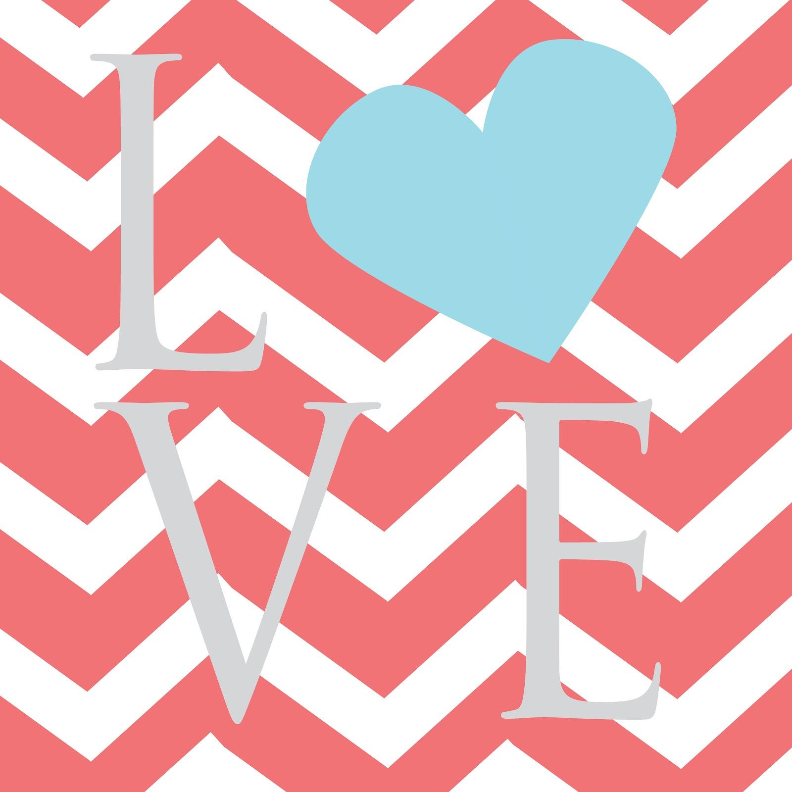 """McKissick Creations: """"Love"""" Wall Art"""
