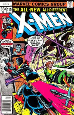 X-Men #110, Warhawk