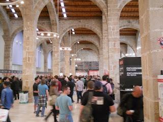 feria de la cerveza artesana de Barcelona 2016