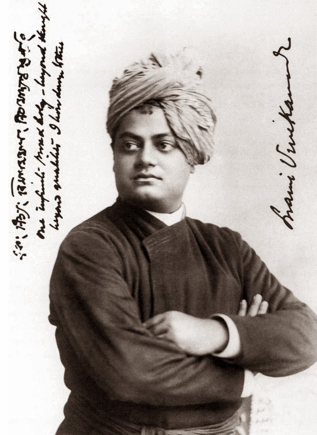 Great Philosopher Swami Vivekananda's speech at Chicago, 11 September,1893,a review by Jitu Das