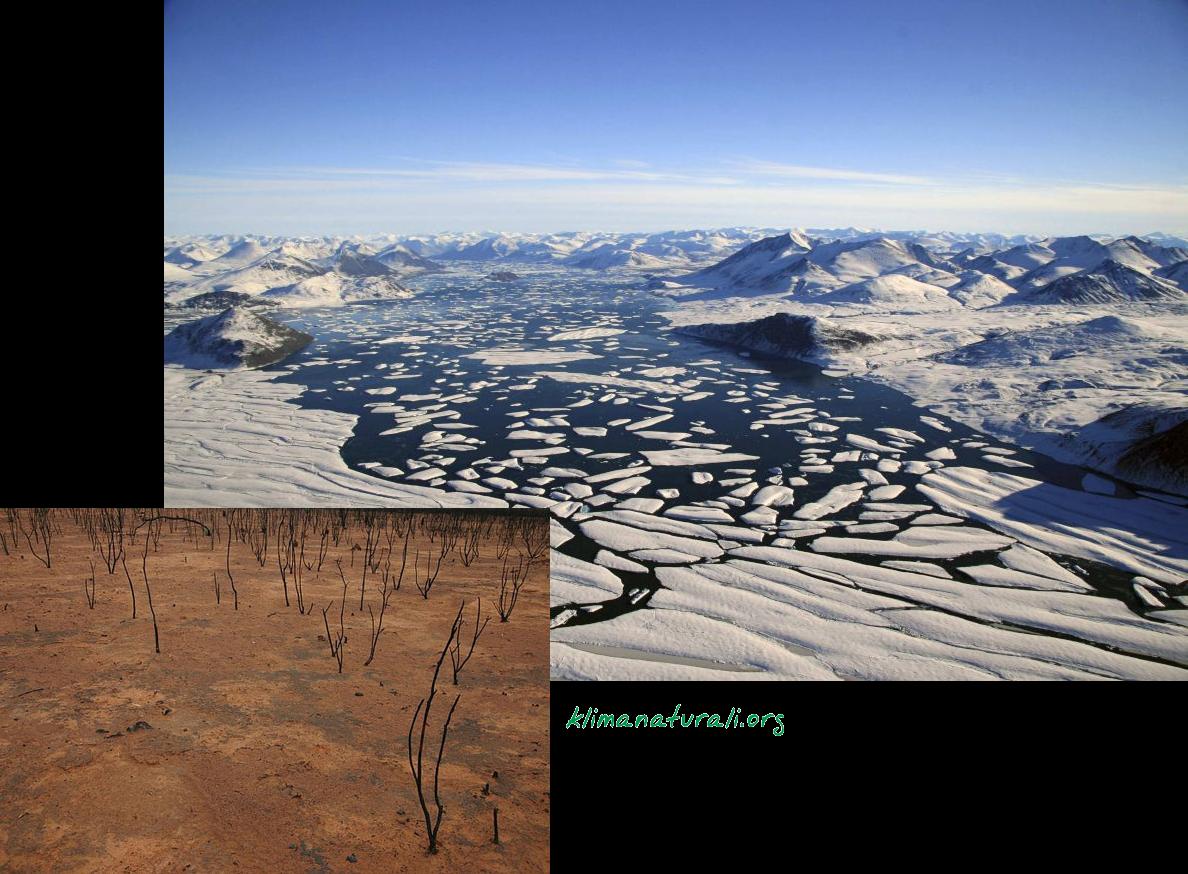Relatório do IPCC Reafirma Culpa Humana no Aquecimento Global