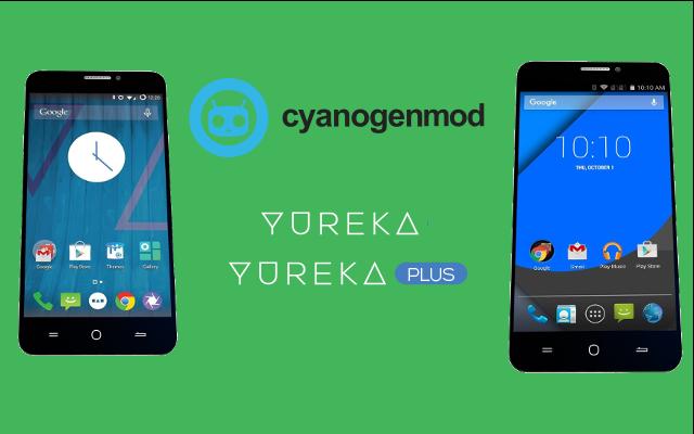 CyanogenMod manual installation guide for YU Yureka Yureka Plus (tomato, YU5510, AO5510)