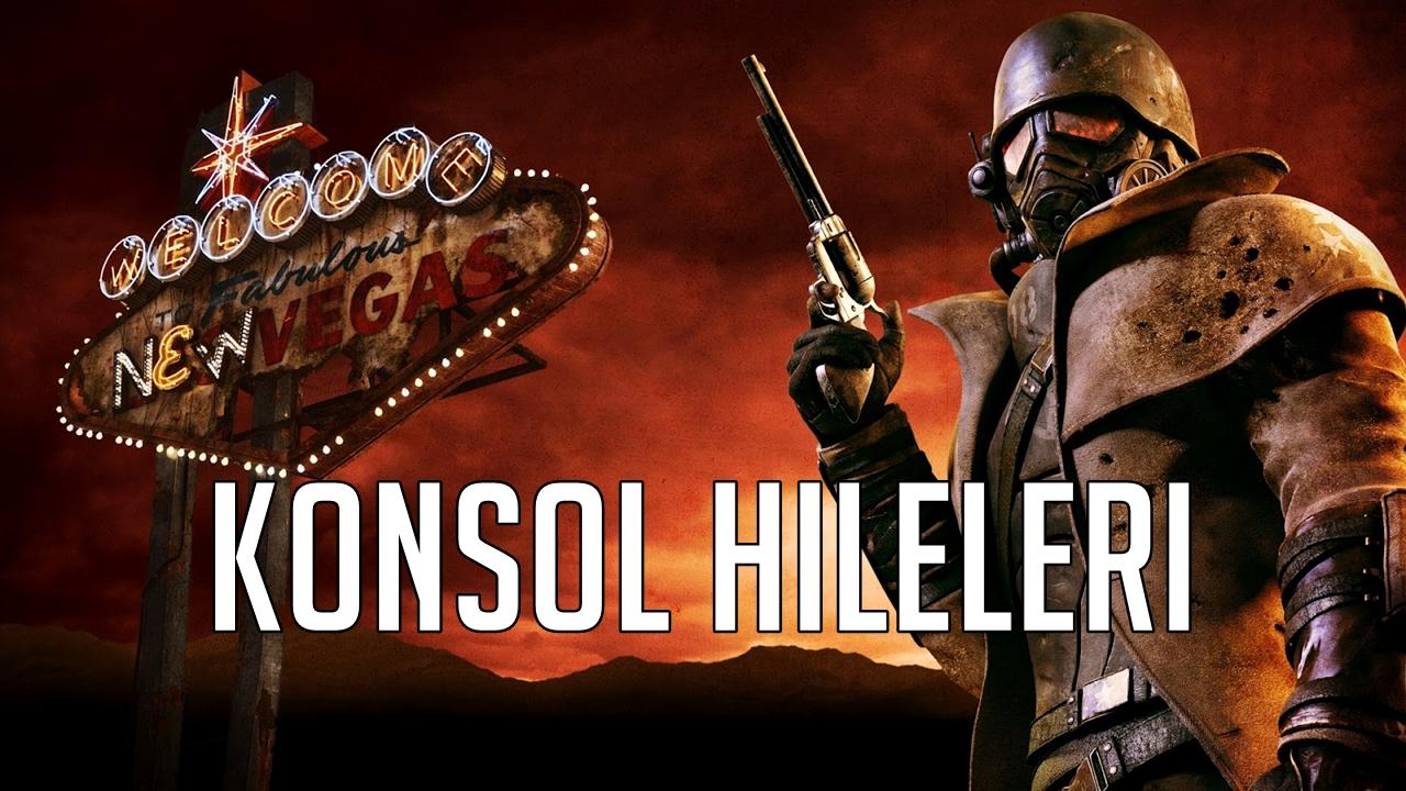 Fallout: New Vegas Konsol Komutları